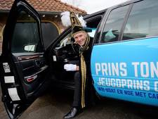 Tubbergse Tonny (50) is prins carnaval, maar drinkt geen alcohol