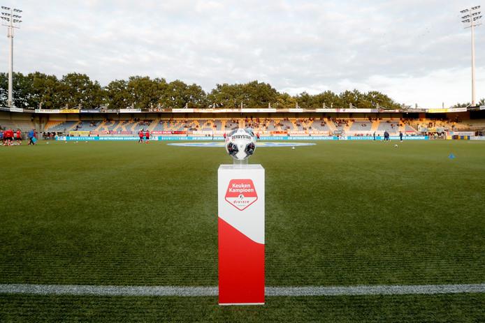 RKC Waalwijk, stadion