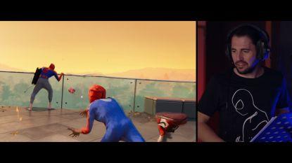 "VIDEO. Dimitri Vegas schittert als Spider-Man in nieuwe film: ""Dit had ik nooit verwacht"""