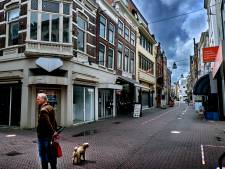 Winkelhart moet kleiner na terugval bezoek; deel horeca en winkels overleeft coronacrisis niet