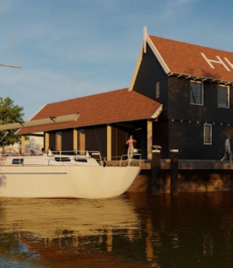 Hoe Café de Liefde in Harderwijk strandde aan de Vissershaven
