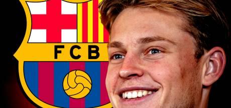 Frenkie in Barcelona: 'Messi is de beste voetballer ooit'