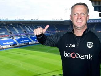 """John van den Brom: """"Na Anderlecht was Genk één van de clubs in België waar ik zeker eens wilde werken"""""""