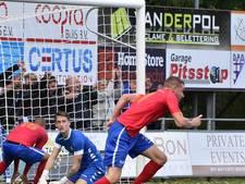 Hoek-captain Vandepitte sluit emotionele dag af met een prachtig doelpunt
