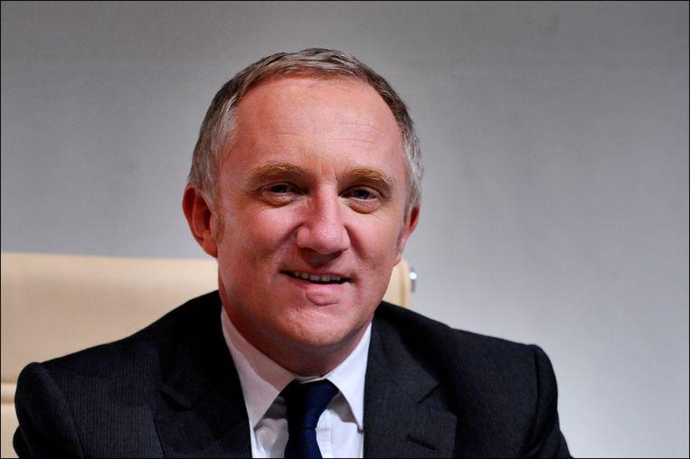 François-Henri Pinault.
