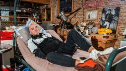 """Stefan Everts: """"25% malaria in je bloed. Ik ben de eerste die dat overleeft"""""""