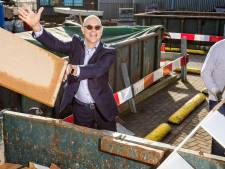 Afvalbrengstation Bodegraven vaker gesloten