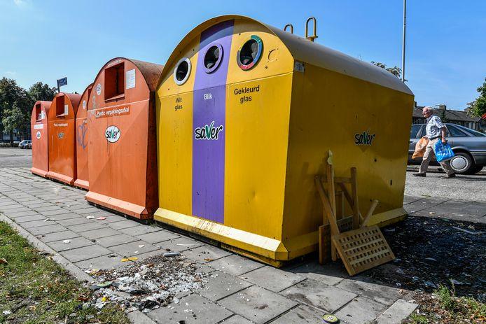 Roosendaal wordt de laatste tijd regelmatig geconfronteerd met dumpingen van afval. De gemeente probeert de daders altijd te achterhalen en die zo te beboeten.