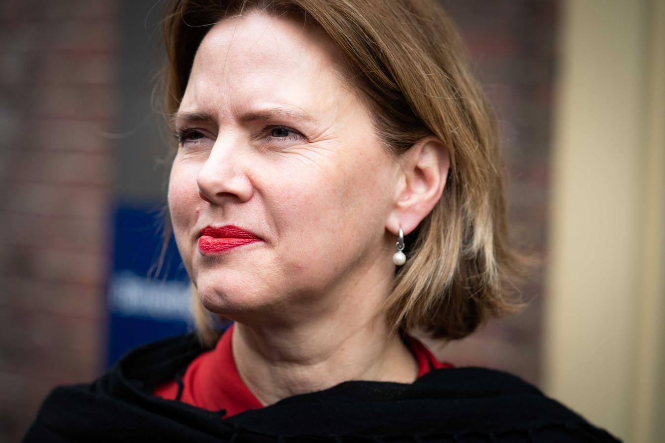 """Minister Van Nieuwenhuizen hoopt niet dat er gelijk nog zo'n droge zomer als in 2018 komt. ,,Maar we willen daar op voorbereid zijn."""""""