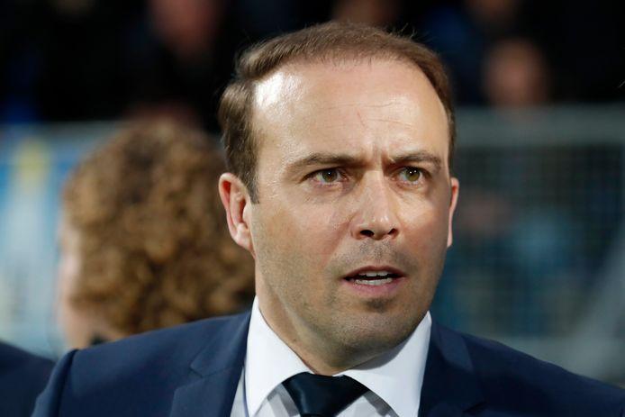 Joris Mathijsen is als technisch manager en technisch directeur van Willem II al toe aan honderd transacties voor de A-selectie.