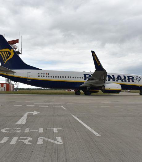 Fors minder geld voor acht piloten na 'vergeldingsactie' van Ryanair in Eindhoven