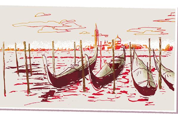 Op deze plekken moet je zijn voor het échte **Venetië**