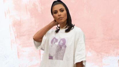 Kim Kardashian wandelt doodleuk op straat met een handtas van € 26.000