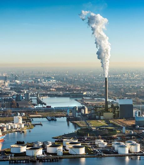 Milieuactivisten willen fossiele haven platleggen