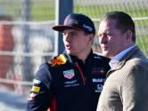 Max evenaart vader Jos Verstappen met 106 GP's