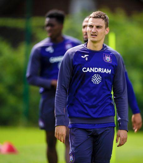 C'est officiel: Peter Gerkens quitte Anderlecht