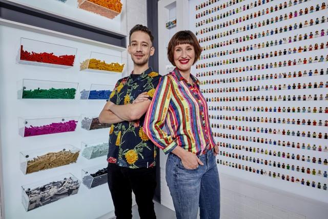 Lola (31) en Jan (29) uit Boxtel staan in de finale van Lego Masters.