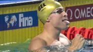 Timmers strandt in halve finales 100m vrij, Dumont nipt uitgeschakeld op 200m vrij