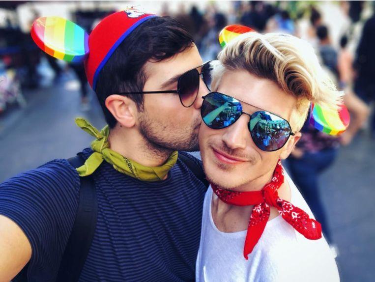gay pride at disneyworld