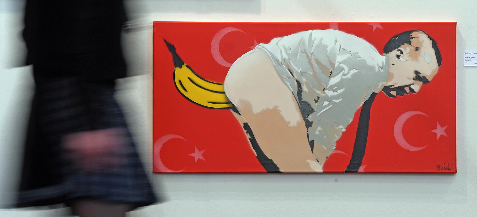 Het gewraakte kunstwerk