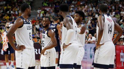 Frankrijk stunt op WK basketbal en schakelt titelhouder Amerika uit