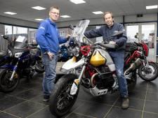 Rijssenaar Hans van Zon stopt met Motorservice Twente: 'Pure emotie als je de motor van een Moto Guzzi start'