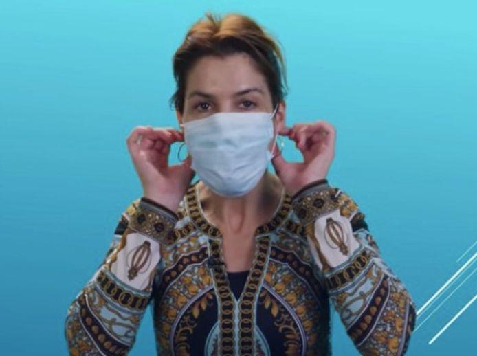 Als we straks met zijn allen weer het openbaar vervoer gaan gebruiken, zal mogelijk iedereen een mondmasker moeten dragen.