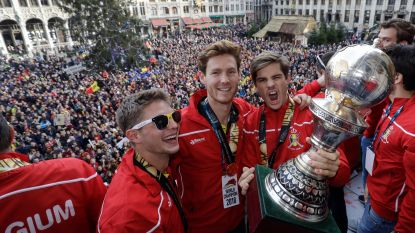 """Red Lions overrompeld door ontvangst: """"Die glimlach blijft nog MAANDEN op ons gezicht"""""""