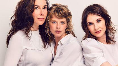 """'Game of Thrones'-actrice Carice van Houten maakt fictiereeks voor VTM: """"Nog geen scène gedraaid en nu al interesse uit buitenland"""""""