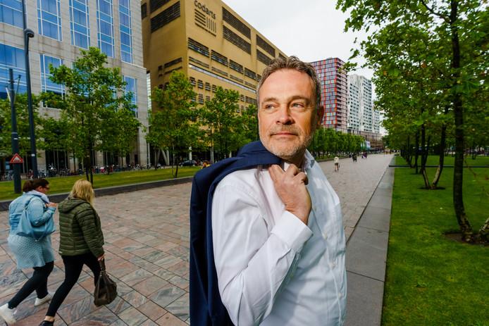 Marketingdeskundige Rik Riezebos 'De afbreukkans is erg klein'.