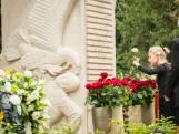 73 rode rozen bij herdenking capitulatie van Japan