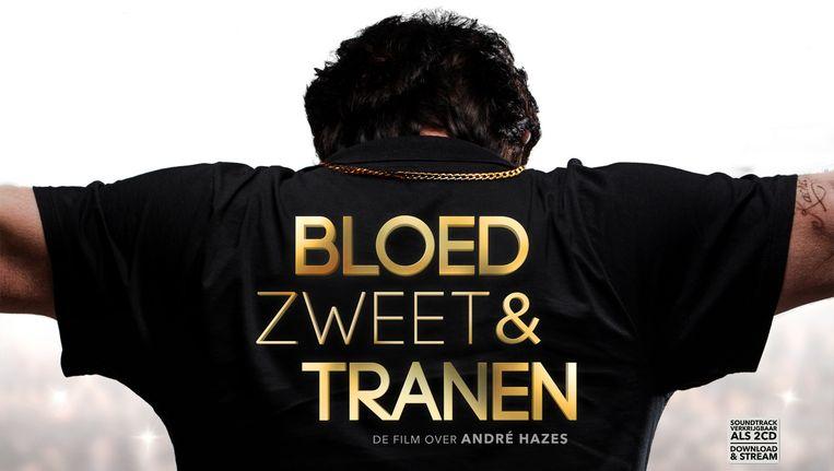 Filmposter van Bloed, Zweet & Tranen, een mede door A-Film uitgebrachte productie. Beeld null
