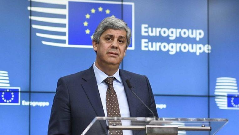 Europees Commissaris Pierre Moscovici spreekt van een slappe lijst Beeld anp