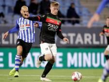 NEC zonder geschorste Flemming tegen FC Den Bosch