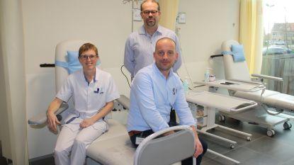 AZ West in Veurne stelt nieuwe dagziekenhuis voor, waar het jaarlijks 13.000 patiënten behandelt