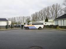 Grote wapenactie van politie en Defensie in Deventer: verdachten aangehouden op woonwagenkamp