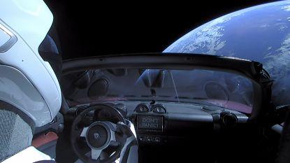 Tesla van Elon Musk zou binnen het jaar vernietigd kunnen zijn door heel ander gevaar dan planetoïdengordel
