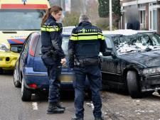 Auto's botsen op Stijn Streuvelslaan in Etten-Leur
