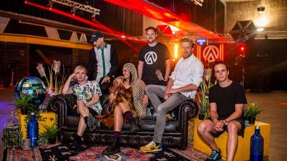Drie weekends lang, meer dan 40 uur muziek én cocktails aan huis: na Tomorrowland lanceert nu ook Ampere digitaal festival