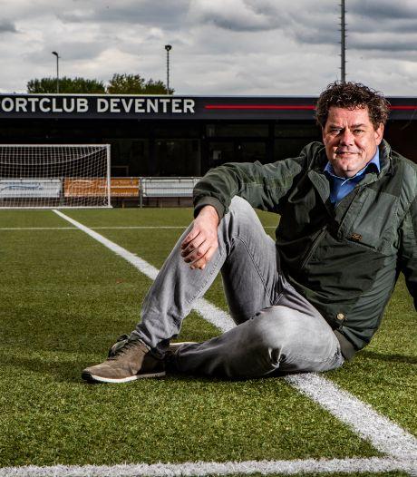 Zaterdag als nieuwe voetbalhaven in Deventer