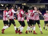 'PSV blijft voldoende scoren, en wordt kampioen'