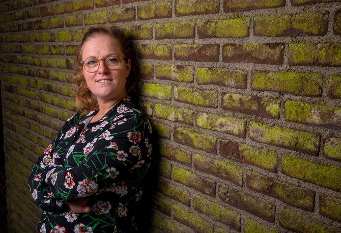 Coosje Meerveld voert namens het Centrum voor Levensvragen Oost-Veluwe gesprekken met mensen die daar behoefte aan hebben.