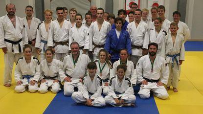 Judoclub Asahi '90 schittert in eigen huis