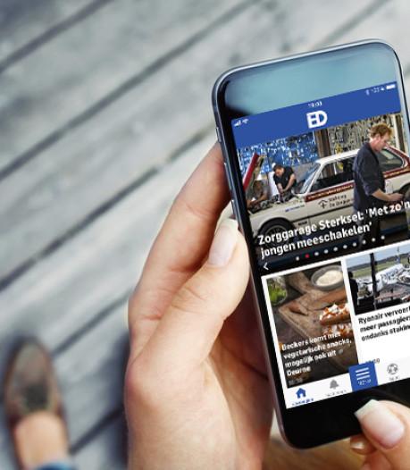 De vernieuwde ED-app: vanaf nu draait alles om jouw regio!