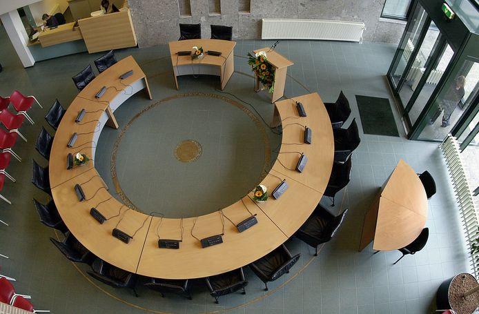 Raadszaal Sint Anthonis