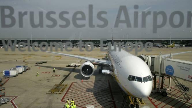 Brussels Airport goudhaantje van luchtvaart in 2011