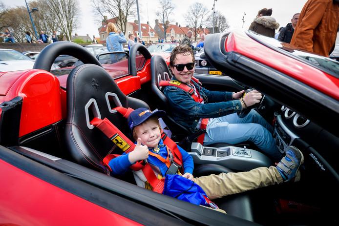 Kids en Cars in 2018.