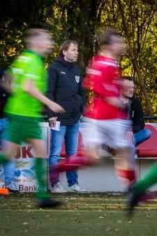 Trainer Pim Kaagman is nog lang niet klaar bij DESZ