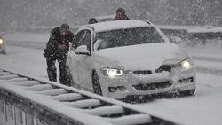 10 onmisbare tips voor het rijden in de sneeuw