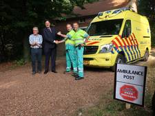 Hoop op kortere aanrijtijden ambulances in Nunspeet